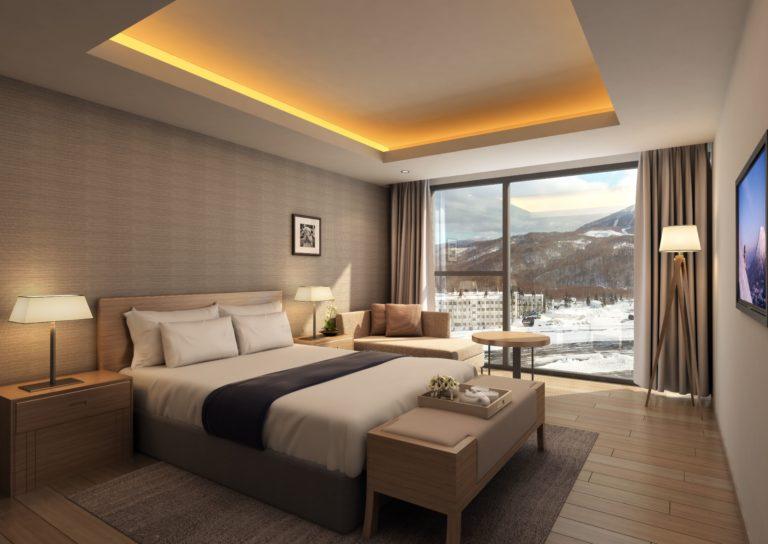 The Vale Rusutsu - Bedroom