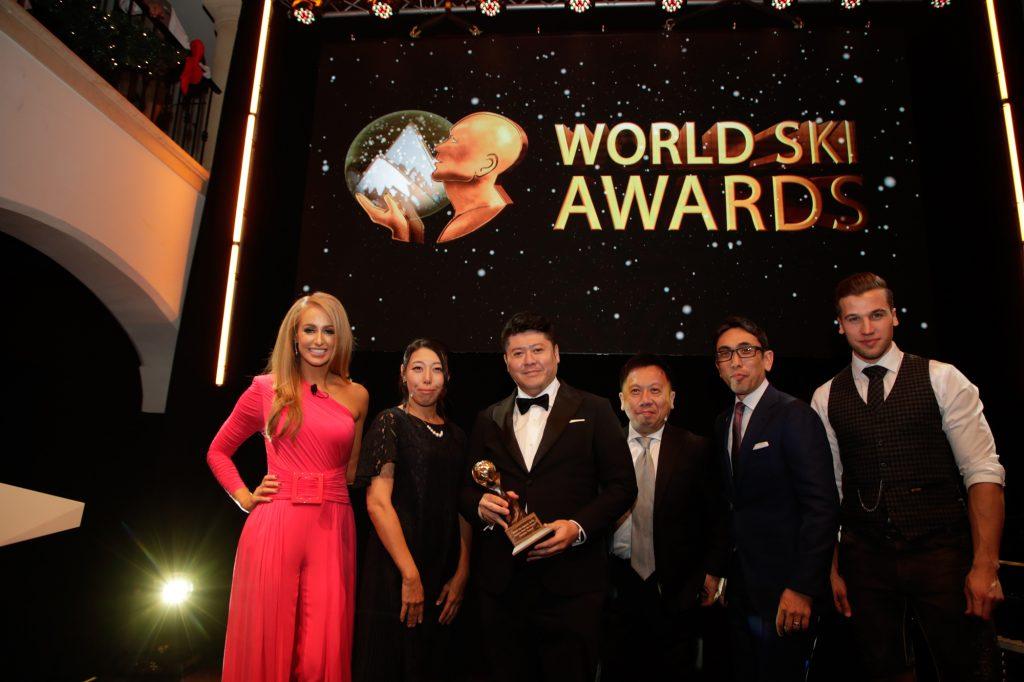 The Vale Rusutsu World Ski Awards Ceremony 2019